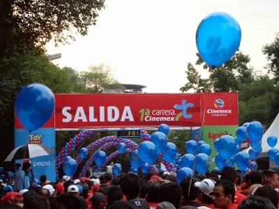 Carrera Cinemex 2011