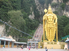 Big Buda at the Batu Caves