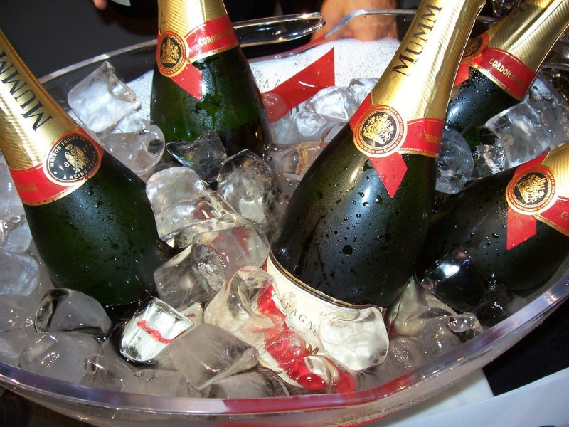 Champagne Mumm by dpotera, on Flickr