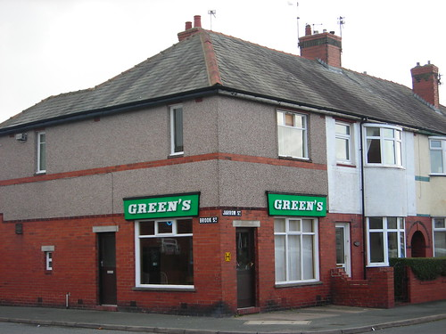 Green's Pie Shop