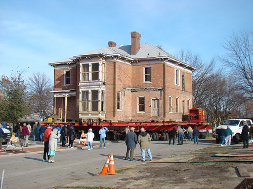 Maisenbacher House Moving by aka Kath, on Flickr