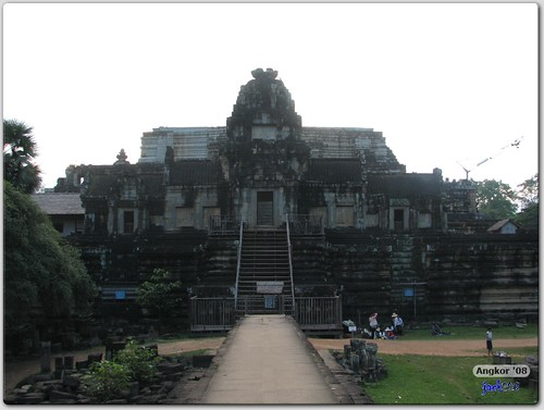 Baphuon - Eastern Gopura