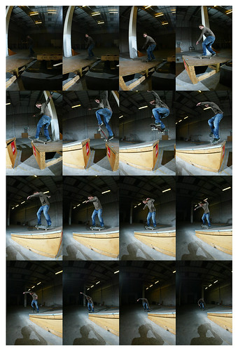 Tim (one of two other Tims I met that night); gap to fakie nose manual