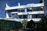 Le Corbusier. Villa Stein, Francia. 1926–27.