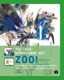 LEGO MINDSTORMS NXT ZOO! book cover