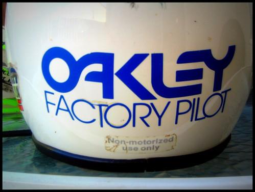 Oakley Factory Pilot
