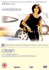 Clean cartel película