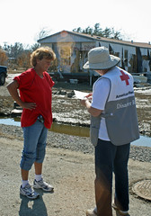 Disaster Assessment in Cameron, LA