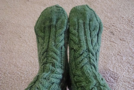 SouthAsian Crafters - Swap Socks1