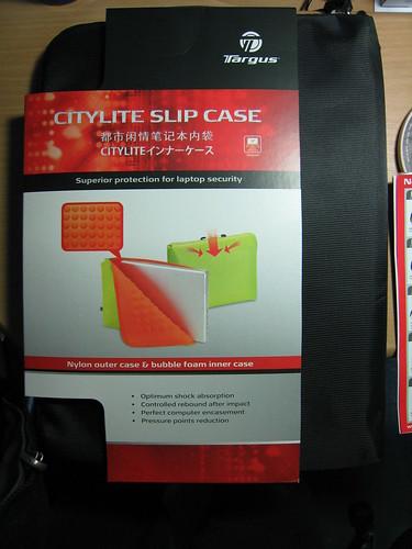 Targus筆電保護袋1