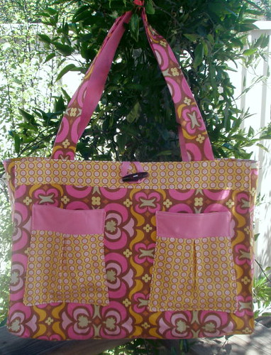 Black Forest Bag - Amy Butler Midwest Modern Fabrics