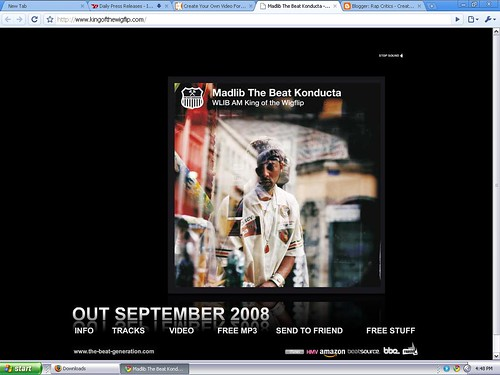 madlib king of the wigflip cd
