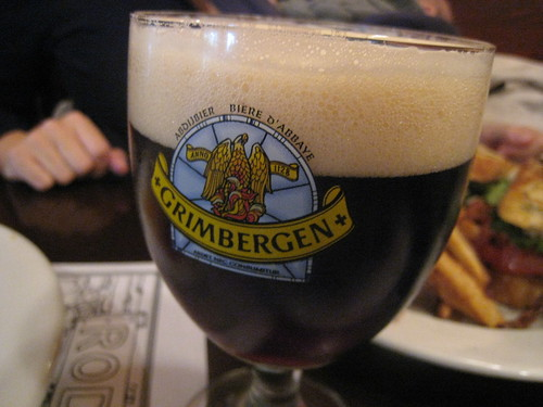Grimbergen Abbey Ale