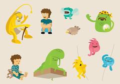 Unga Characters