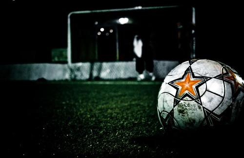 85/365: In Soccer We Trust...