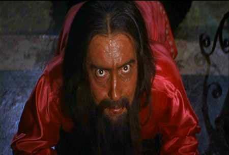 Christopher Lee -Rasputin por ti.