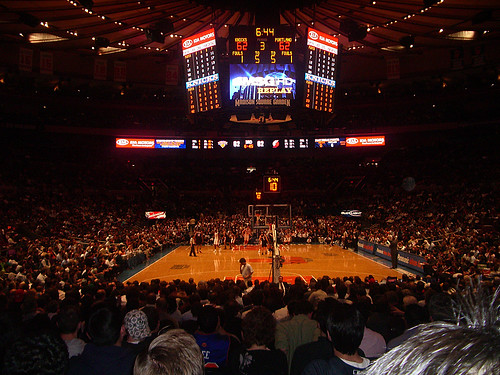 NY Knicks -  Portland Trial Blazers