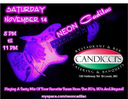 Candicci's[1]
