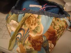 Fat Quarter project bag