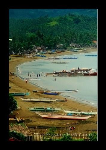 Pierless town, Garchitorena, Camarines Sur