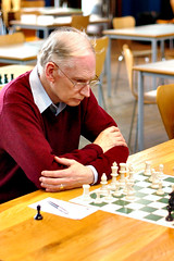 Norman at the Scottish Chess Championships 2