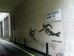 Dotmasters - Cork St Mews
