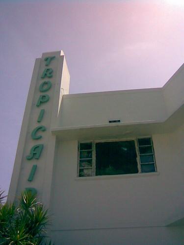 Decaying Art Deco