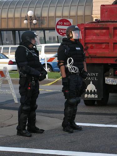 RNC cops