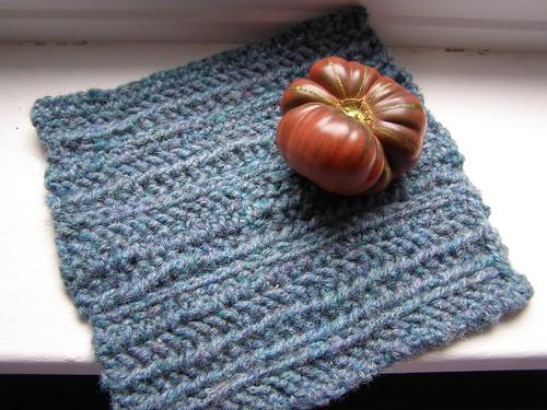 firstish crocheting