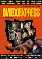 Oviedo Express cartel película