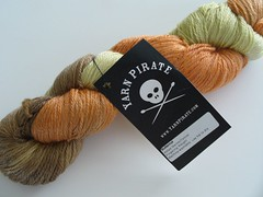 Yarn Pirate - Butternut