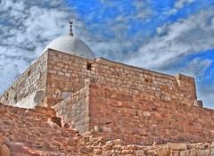 Petra, Aaron's Tomb