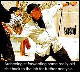 Some Really Old Archeologist