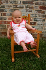 Chelsea - Rocking Chair - 5 Months