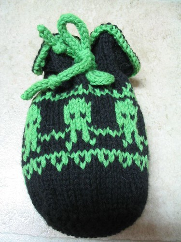 * LOL!  Cthulhu dice bag!  Love it!