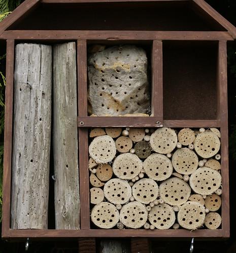 Bee house, Staplecross, East Sussex