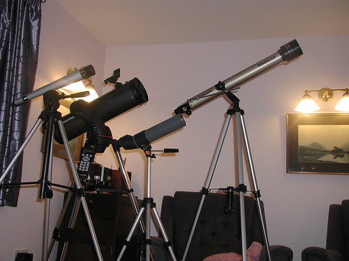 My Telescopes