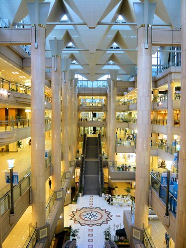 Landmark Tower Shopping Mall