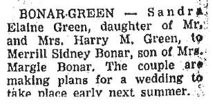 Merrill and Sandy's Engagement 1949.jpg