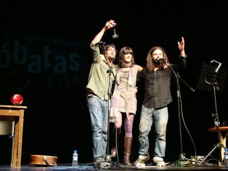 Paco Cifuentes / Lara Moreno / Carlos Chaouen
