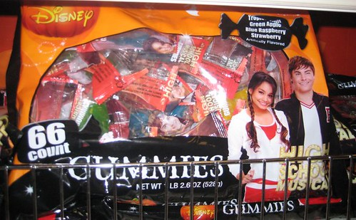 High School Musical Gummies