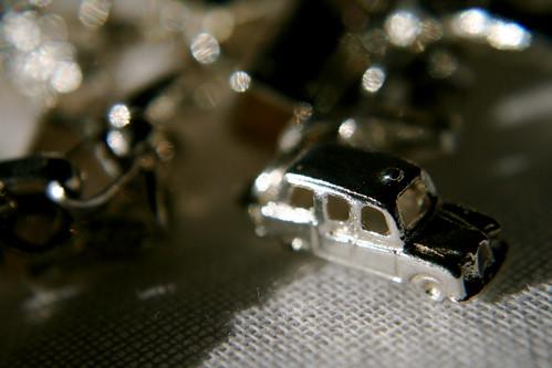 Charm Bracelet: Black Cab