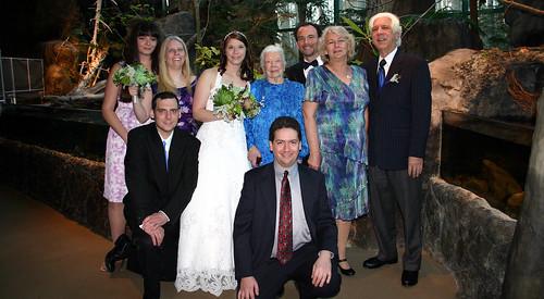 20100320 - Vicky & Ryan's wedding - post-ceremony - 0 - Jacklyn,Jay,Carolyn,Vicky,Margaretha,Clint,Ryan,Anne,Lowell - (by Liza Franco) - 4527832493_f3c0900952_o