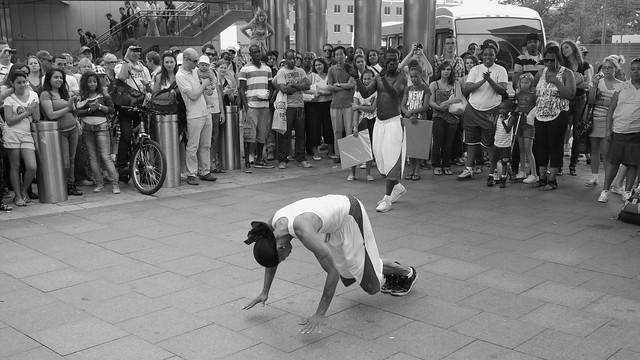 Street Performance, NYC