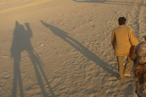 騎駱駝1-30自己的影�