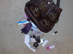 My bag-a-dee bag...