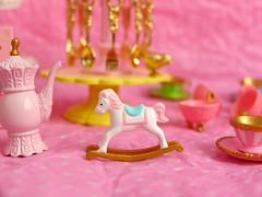 Re-Ment Princess Tea Party