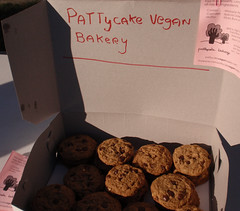 Pattycake cookies
