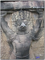 Garuda at Terrace of Elephants