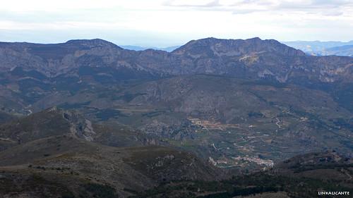 Vistas desde Aitana